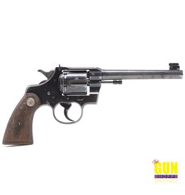 Colt Manufacturing Used Colt Officers Model 6 inch 22lr