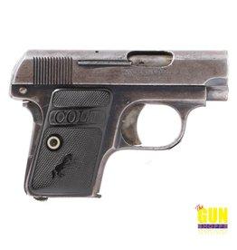 Colt Manufacturing Used 1918 Colt Model 1908 Hammerless .25 Vest Pocket