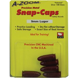 A-Zoom A-Zoom Snap Caps 9mm 5pk