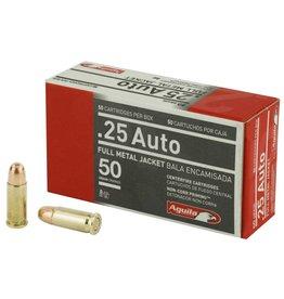 Aguila Ammunition Aguila DKG 25ACP 50GR FMJ AGUILA MS
