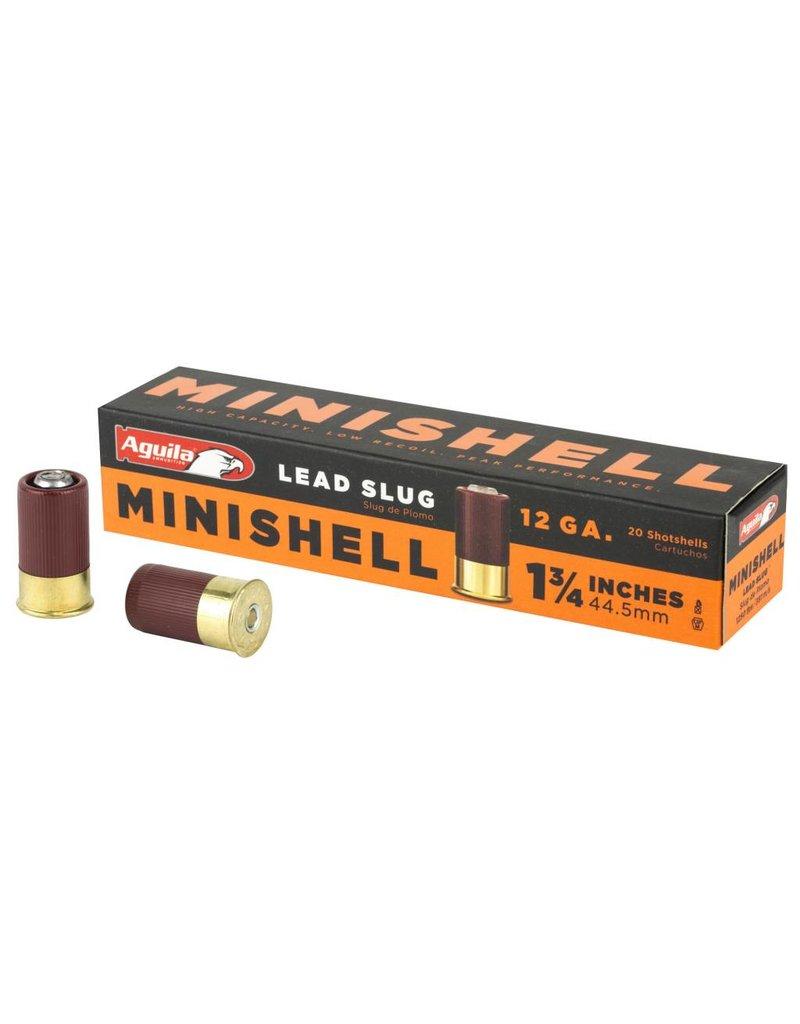 Aguila Ammunition Aguila 12ga Minishell Buckshot 20rnd
