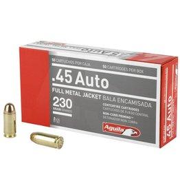 Aguila Ammunition Aguila 45acp 230gr 50ct