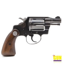 Colt Manufacturing Used 1958 Colt Detective Special