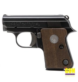 Colt Manufacturing Used Colt Junior 25 ACP