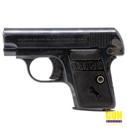 Colt Manufacturing Used Colt 1923 M1908 HAMMERLESS