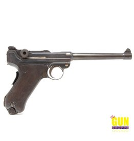 Deutches Waffen & Munitionsfabrick Used Luger 1908 Navy DWM 9MM