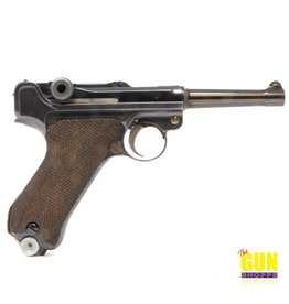 Deutches Waffen & Munitionsfabrick Used Luger DWM 9MM