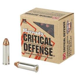 Hornady Hornady Critical Defense 38 SPL 110gr 25rnd
