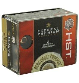 Federal Federal HST 40 S&W 180gr 20rnd JHP