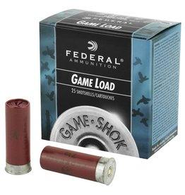 """Federal Federal Game Load 12ga 2 3/4"""" #7.5 25rnd"""