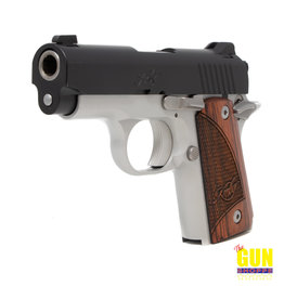 Kimber Used Kimber Micro 9 Two Tone 9mm Pistol