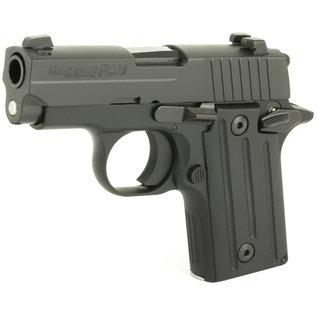 """Sig Sauer SIG P238 380ACP 6RD 2.72"""" BLK FNS"""