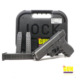 Glock USED GLOCK 22 40SW GEN 3