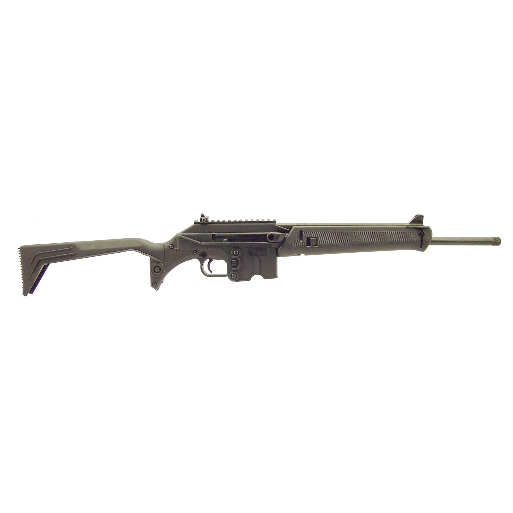 "Kel-Tec Kel-Tec SU16C SUB-16 Sport Utility Carbine SA 223 Rem 16"" 10+1 Fldng Syn Stk Blk"