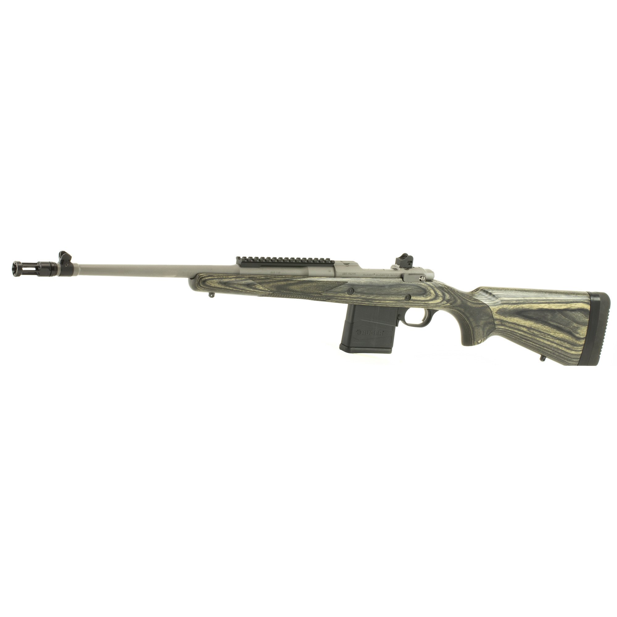RUGER RUGER M77 GS SCOUT RFL 308 SS