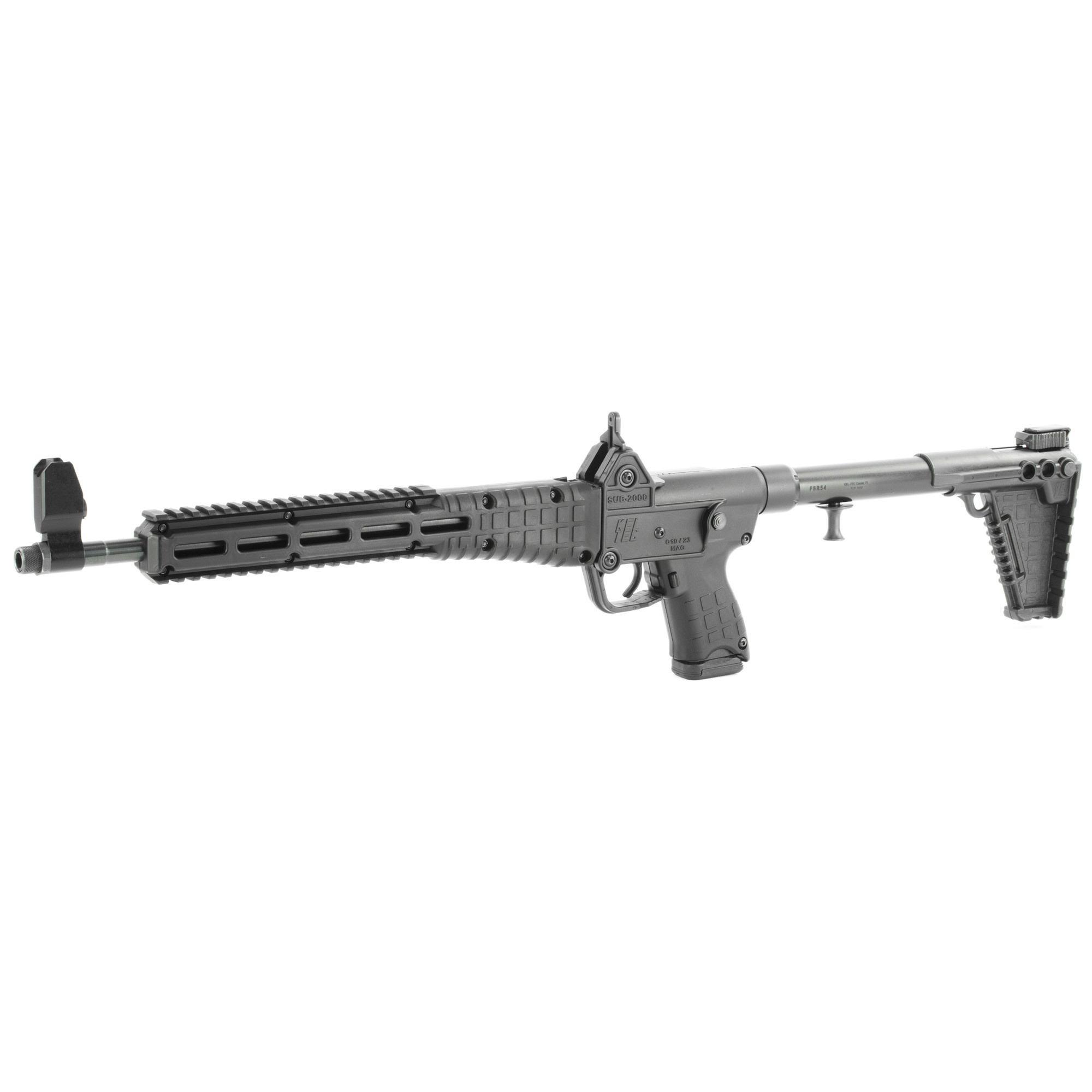 Kel-Tec KEL-TEC SUB-2000 9MM 17RD BLK FOR GLK19