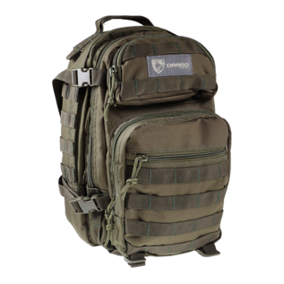 Drago Gear DRAGO Scout Backpack/Task Force Collection GREEN (#14-305GR)