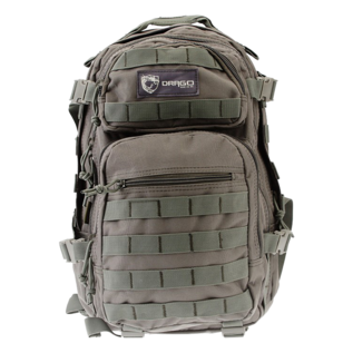 Drago Gear Drago Scout Backpack/Task Force Collection Grey (14-305GY)