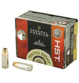 Federal Federal Personal Defense 9mm, 124gr, 20rnd HST