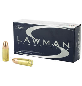 Speer Lawman 9mm 115gr 50rnds