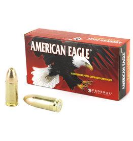 Federal American Eagle 9mm 124 gr FMJ