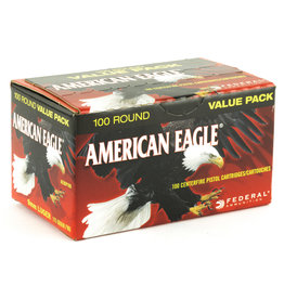 Federal American Eagle 9mm 115gr FMJ 100rnd (#AE9DP100)