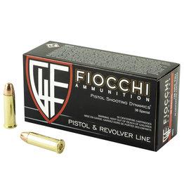 Fiocchi Ammunition Fiocchi 38 special 125 gr fmj