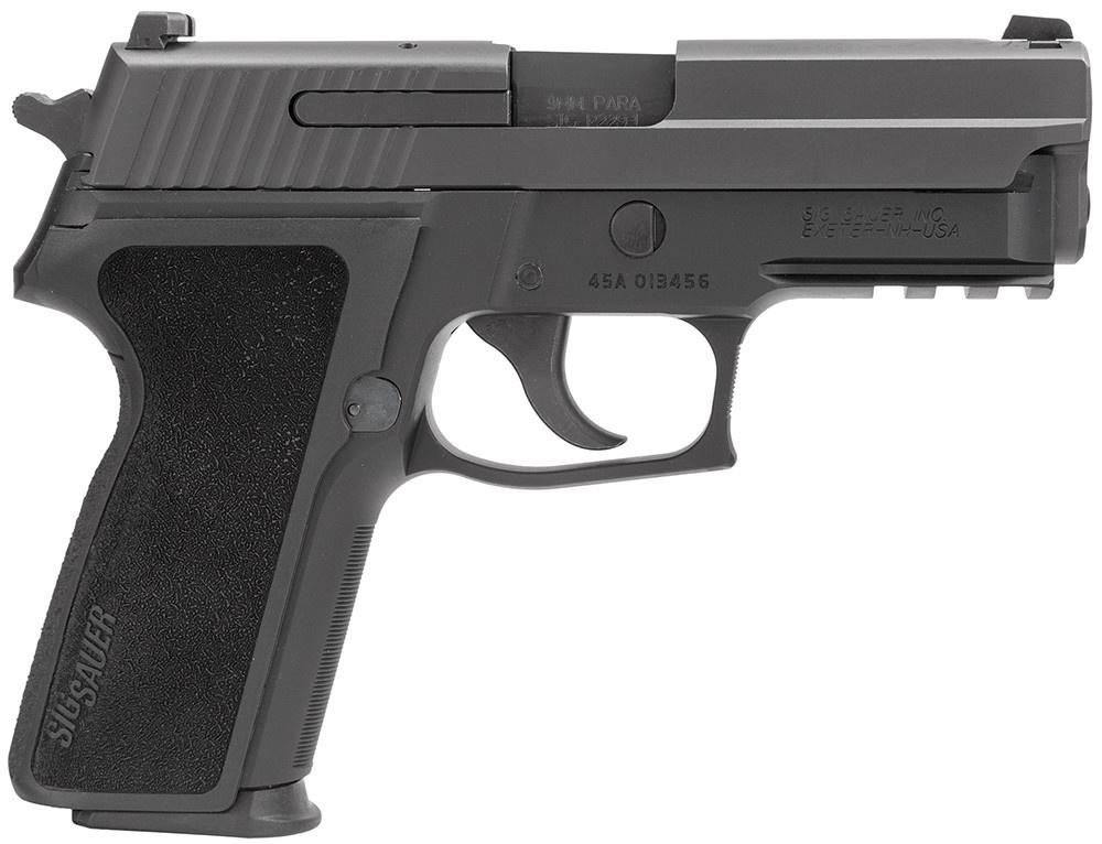 """Sig Sauer Sig Sauer P229 E2 9MM 3.9"""" BLK 15RD"""