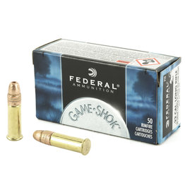 Federal Federal 712 Game-Shok 22lr