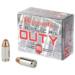Hornady Hornady Critical Duty 45acp+P 220gr (#90926)