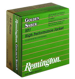 Remington Remington Golden saber 40 S&W 165gr 25rnd