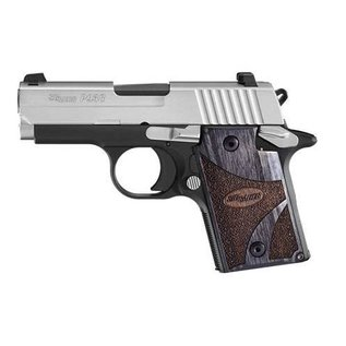 Sig Sauer Sig Sauer P938 Blackwood 9mm 2tone