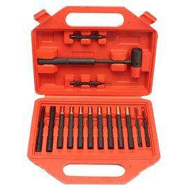 DAC DAC Punch Winchester Tool 15 Piece Punch Set Brass/Steel 363257