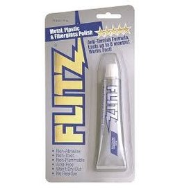 FLITZ Flitz Polish Paste 1.76oz Tube