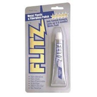 FLITZ Flitz Polish Paste 1.76oz Tube