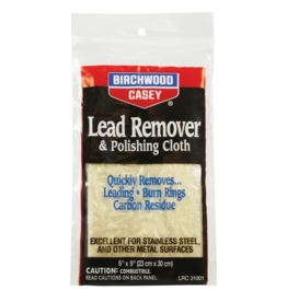 Birchwood Casey Birchwood Casey Lead Remover & Polishing Cloth