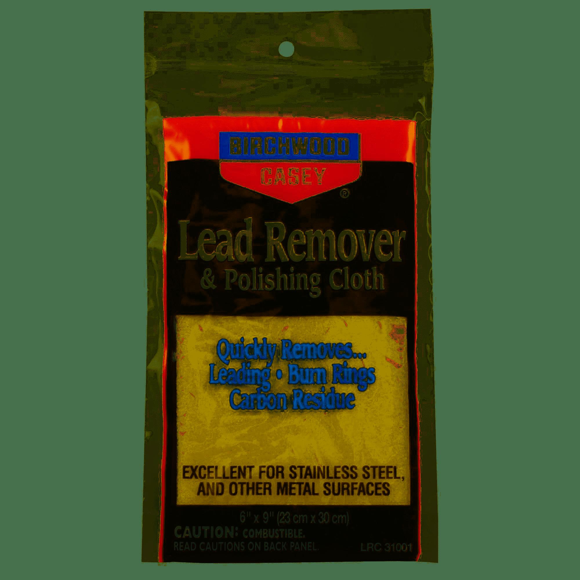 Birchwood Casey Birchwood Casey Lead Remover & Polishing Cloth