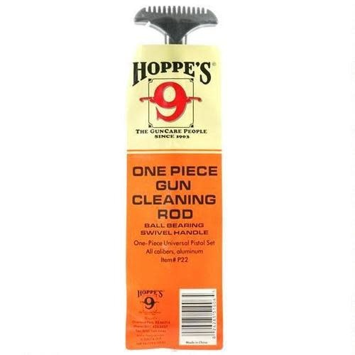 Hoppe's Hoppe's 9 One Piece Gun Cleaning Rod (#P22)