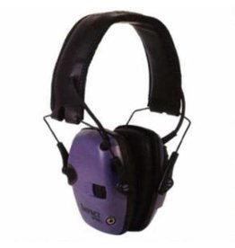 Howard Leight Howard Leight IMPACT SPORT ELEC MUFF PURPLE