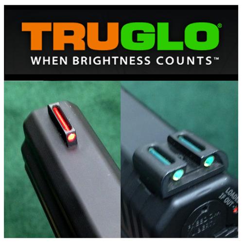 TruGlo TRG FBR OPTIC SIGHT GLOCK 17