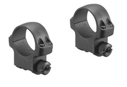 "RUGER RUGER STANDARD 1"" RING MEDIUM MATTE"