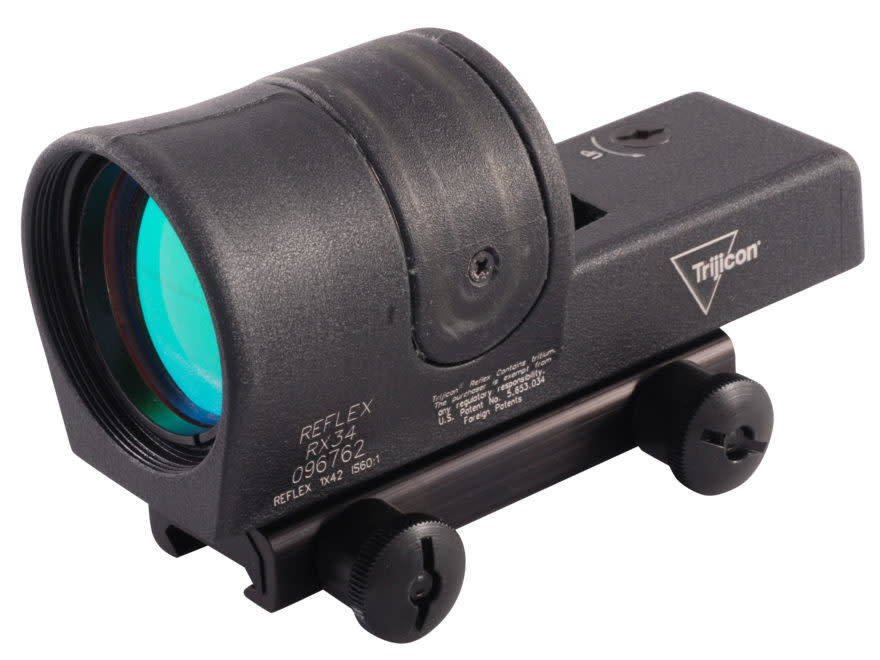 Trijicon TRIJICON 42MM 4.5 MOA AMB W/TA51 Sniper Gray
