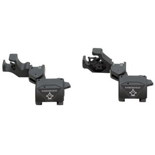 Diamondhead USA DMDHD D-45 SWING ISS SIGHT SET BLK