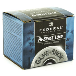 "Federal Federal GameShok 410 3"" Shotshell Lead Shot 25RDS"