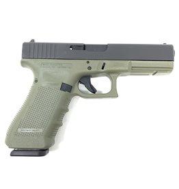 Glock USED GLOCK 22 40SW BATTLEFIELD GREEN