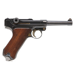 """Mauser Military Mauser S/42 """"G"""" Date Luger Semi-Automatic Pistol"""