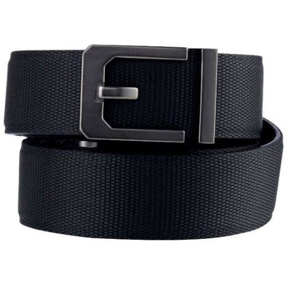 Kore Essentials Belt Keeper : These gun belts from blackbeard belts and kore essentials use a ratcheting type mechanism that allows you to dial in exactly how tight you want the belt.