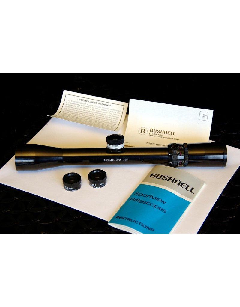Bushnell Bushnell Sportview 3-9X32 Rangemaster Scope