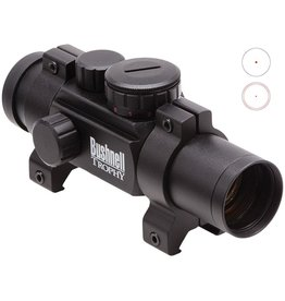 Bushnell Bushnell Trophy Red Dot Sight 28mm Red and Green Reticle Matte Black