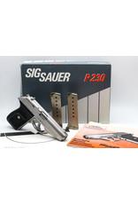 Sig Sauer USED SIG SAUER P230SL 380ACP